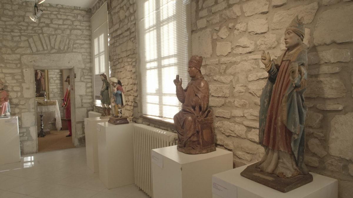 Musée Municipal Yves Machelon © Ville de Gannat