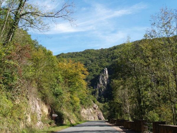 Les Gorges de la Sioule © OT Val de Sioule