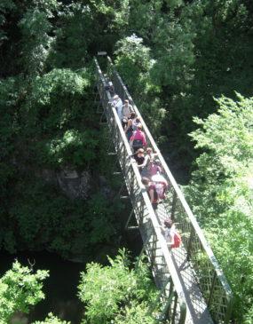 Les Gorges de la Bouble © OT Val de Sioule