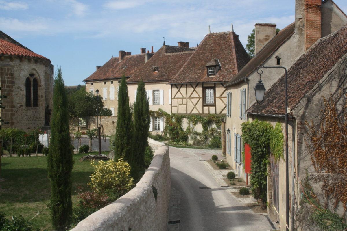 Verneuil-en-Bourbonnais © OT Val de Sioule