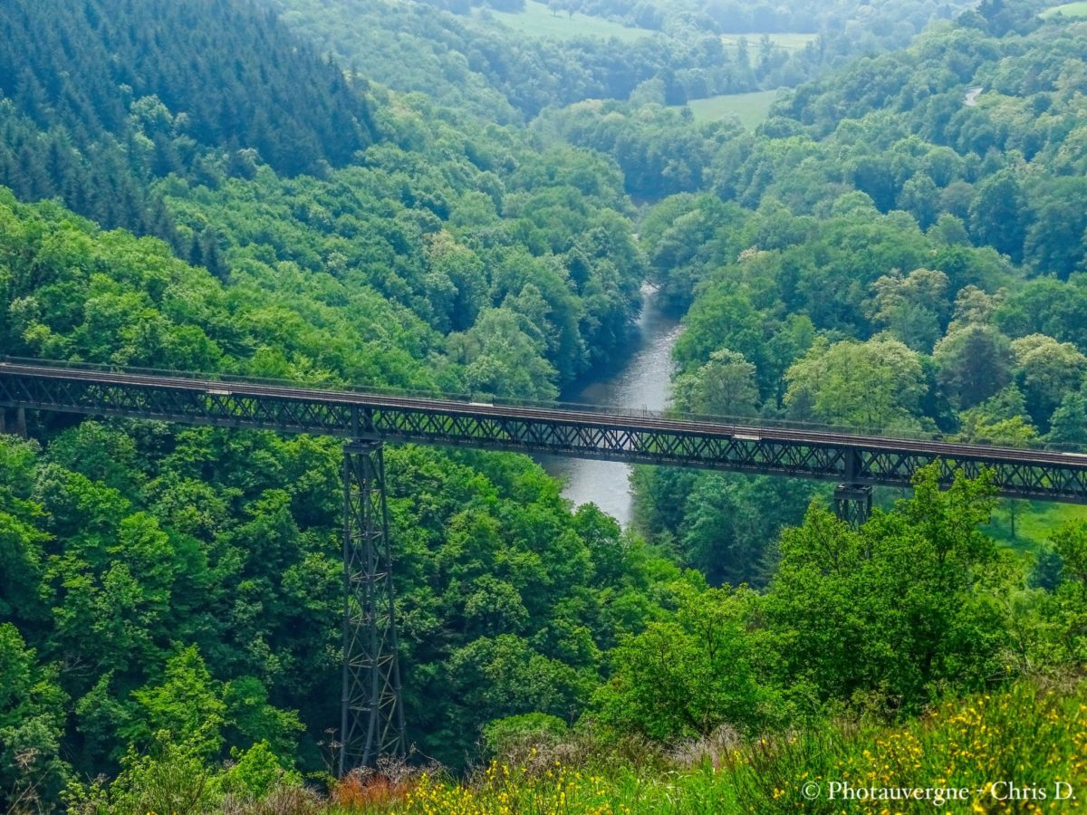 Viaduc de Rouzat © Photauvergne
