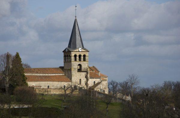 Église de Brout-Vernet