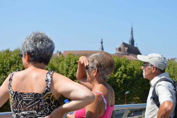 Visite de Saint-Pourçain