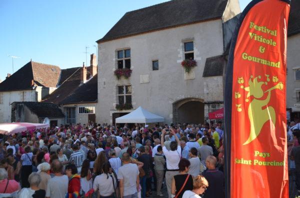 Ouverture Festival Viticole & Gourmand