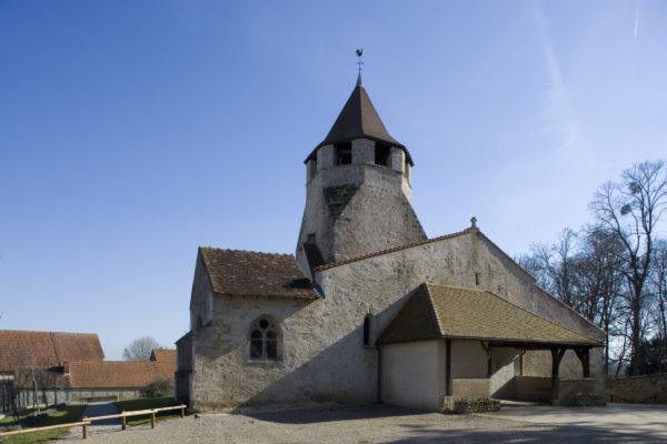 Église de Louchy-Montfand