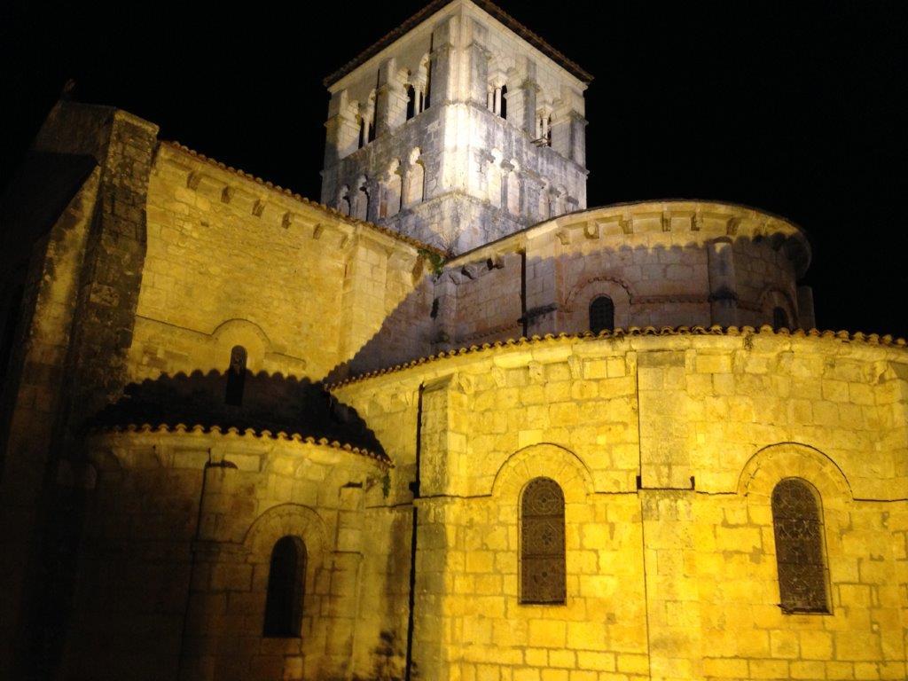 Église Sainte-Croix à Veauce © REPB