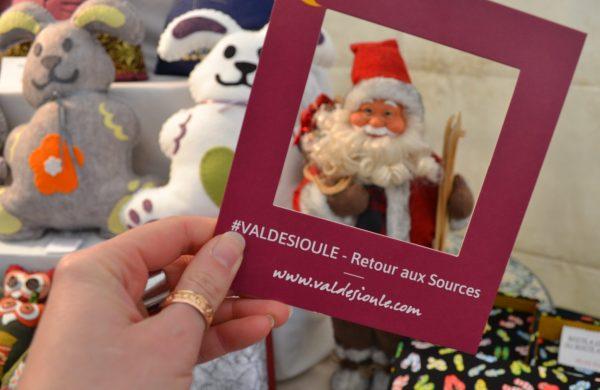 Retour en images sur le Marché de Noël à Charroux