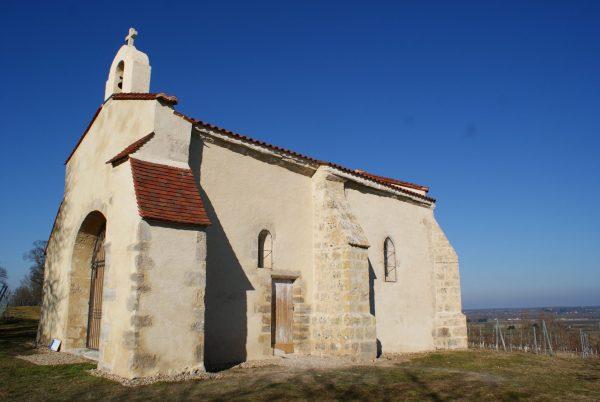 Chapelle de Briailles © OT Val de Sioule