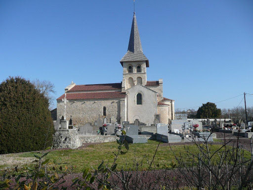 Église de Mazerier © REPB