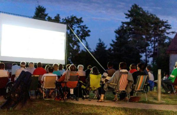 Cinémas en plein-air