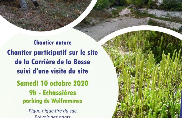 Chantier participatif !