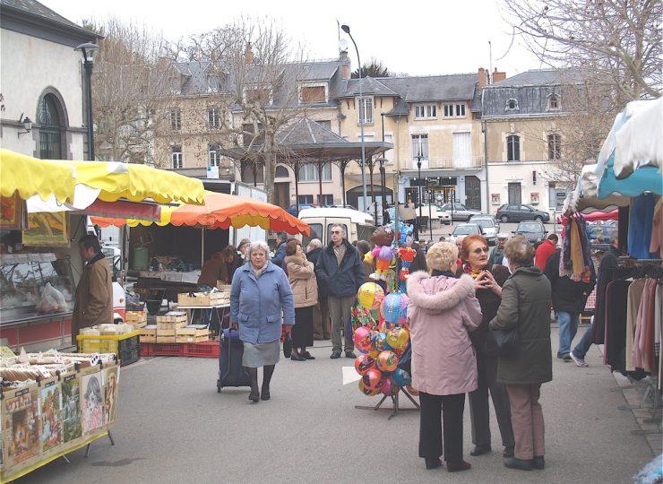 Marché de Saint-Pourçain