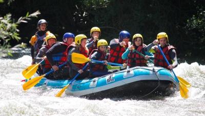 Aqua Canoe Rafting