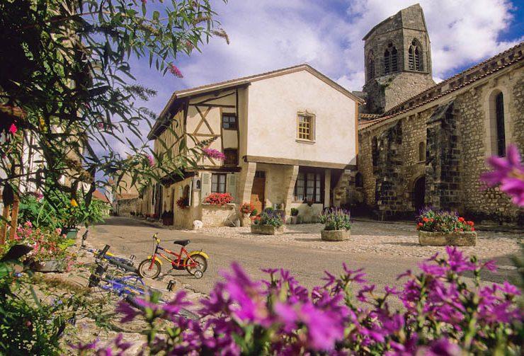 Charroux © CDT Allier