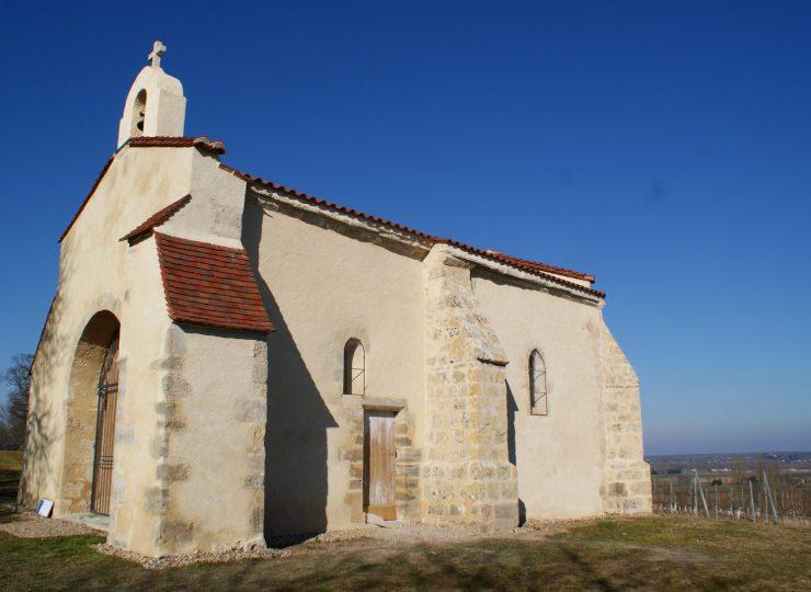 Chapelle de Briailles