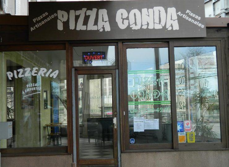 Pizza Conda