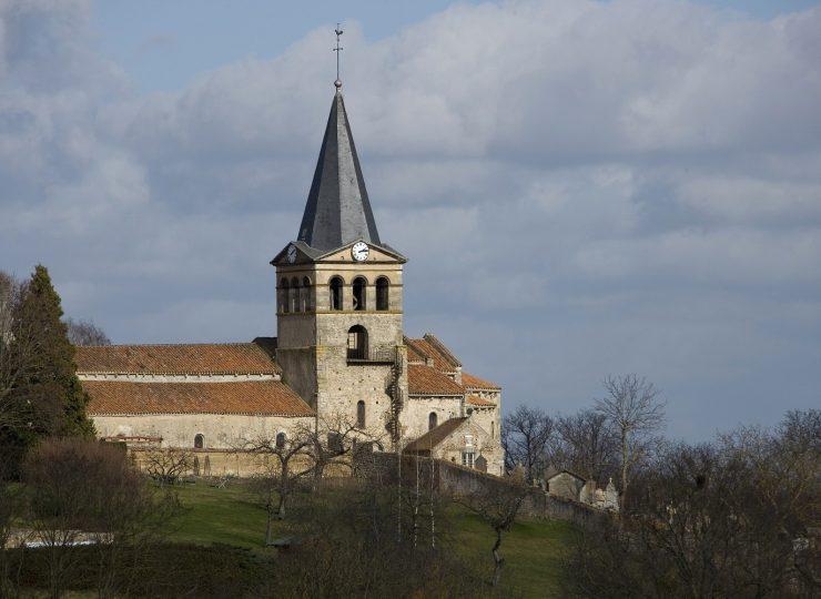 Eglise Saint-Mazeran