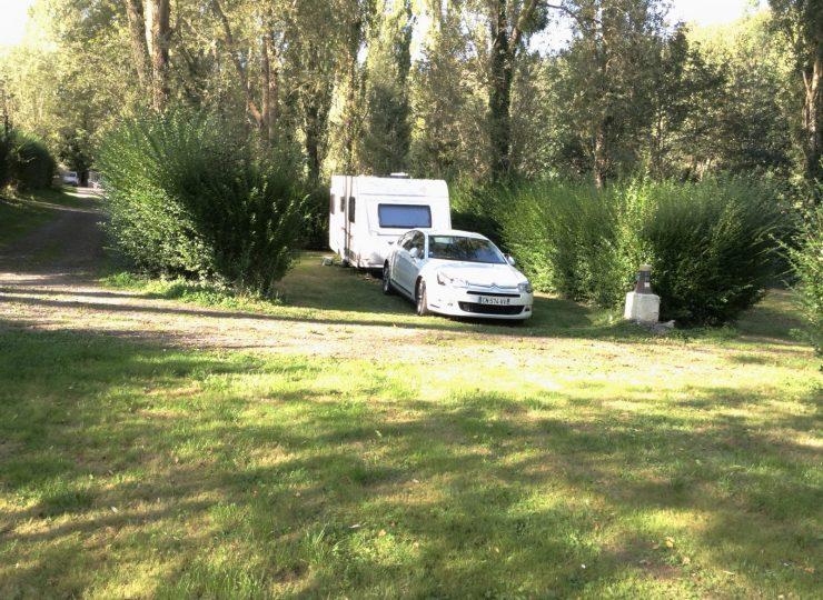 Camping Pont Saint Gal