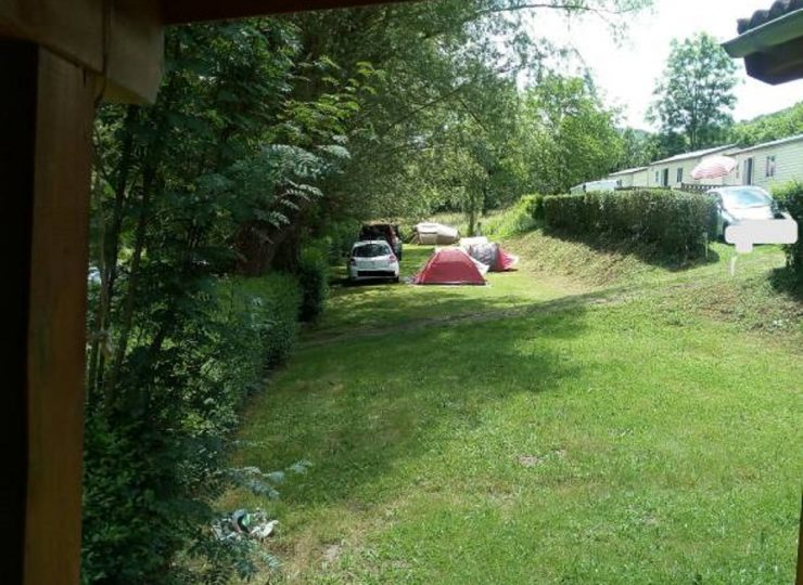 Camping du Pont de Saint-Gal